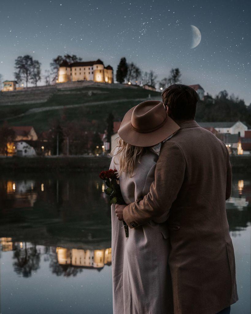 Le kaj se zgodi v gradu, ko pade mrak? Foto: KŠTM Sevnica