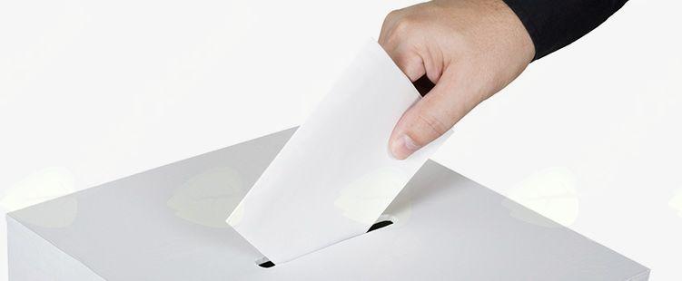 Obvestilo o dveh spremenjenih voliščih
