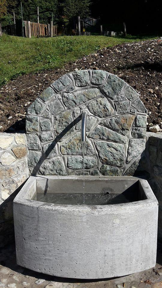 Obnova vodnega korita v Pristavi