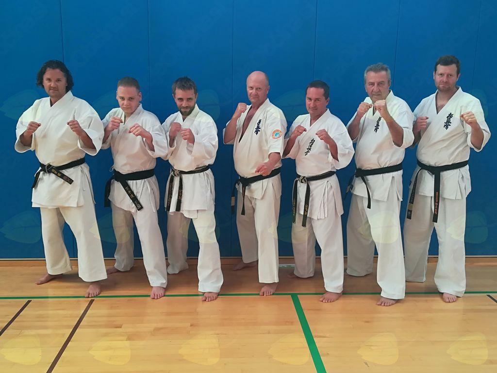 Mojstri karateja