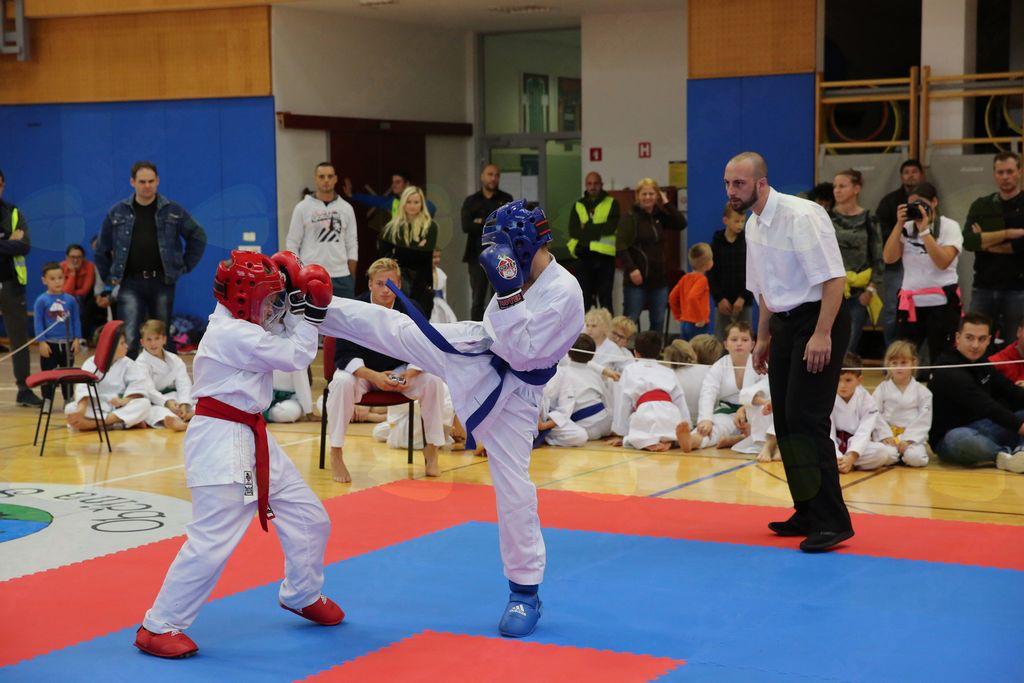 Full Karate Combat - finale dečki