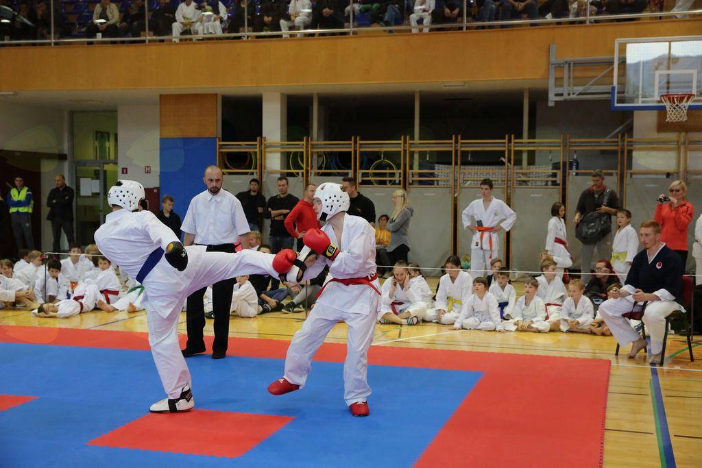 Full Karate Combat - borba kadeti