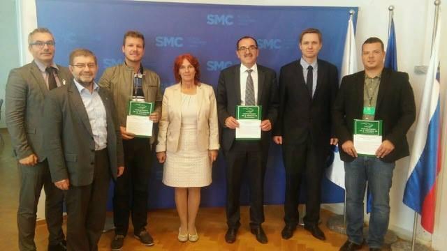 Obisk Mladinske iniciative za 3. razvojno os v poslanskima skupinama SDS in SMC