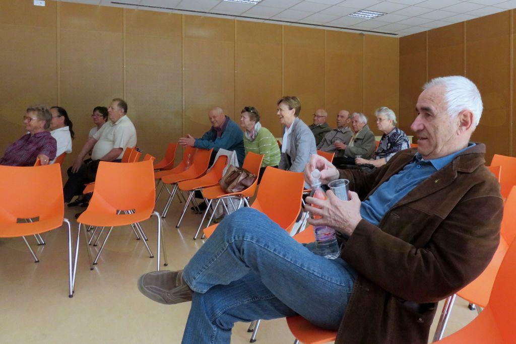 Redno srečanje članov ILCO društva