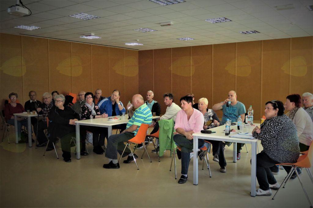 Redno mesečno srečanje članov ILCO