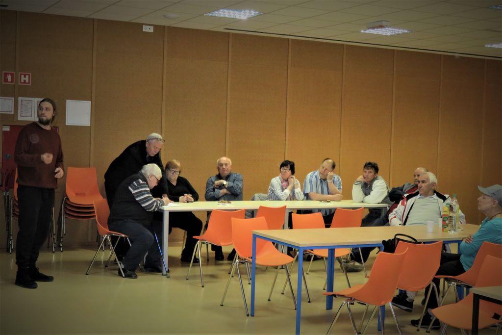 Srečanje članov ILCO društva