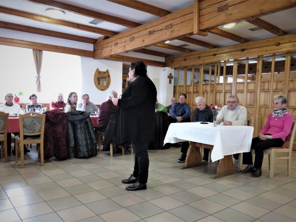 Zbor  članov ILCO društva