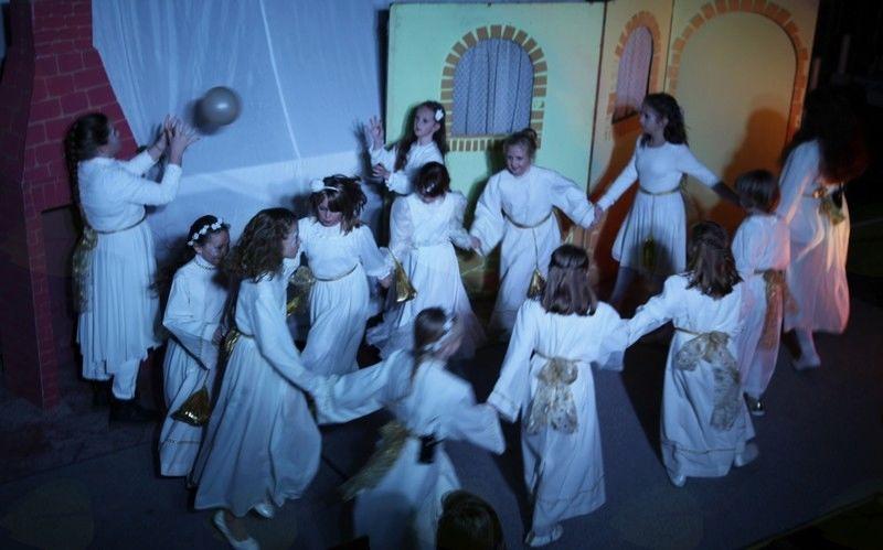 Ples angelčkov