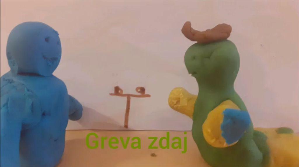 Ustvarjalnci filmov ob slovenskem kulturnem prazniku na OŠ Sava Kladnica Sevnica
