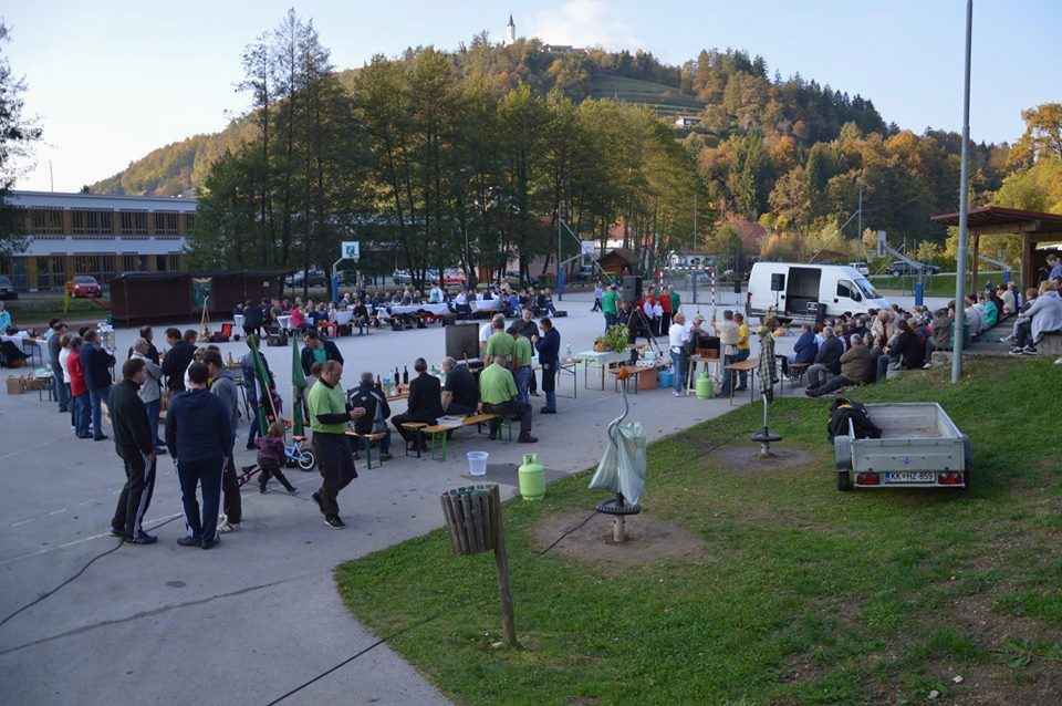 Športni park Tržišče je gostil številne nastopajoče (Foto: Nevenka Flajs)