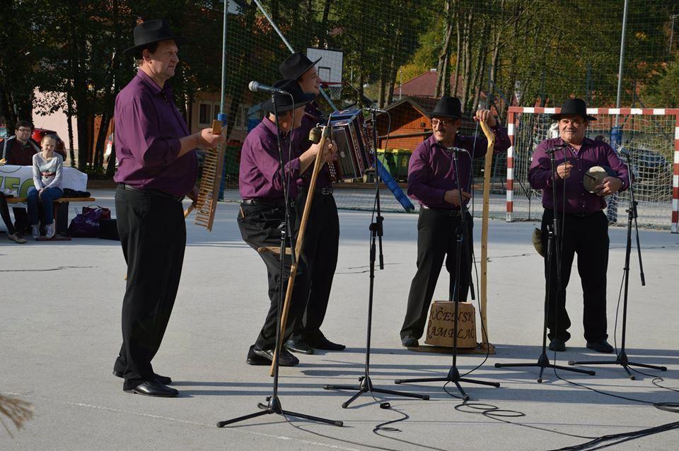 Bučenski ramplači iz Bučke (foto: Nevenka Flajs)