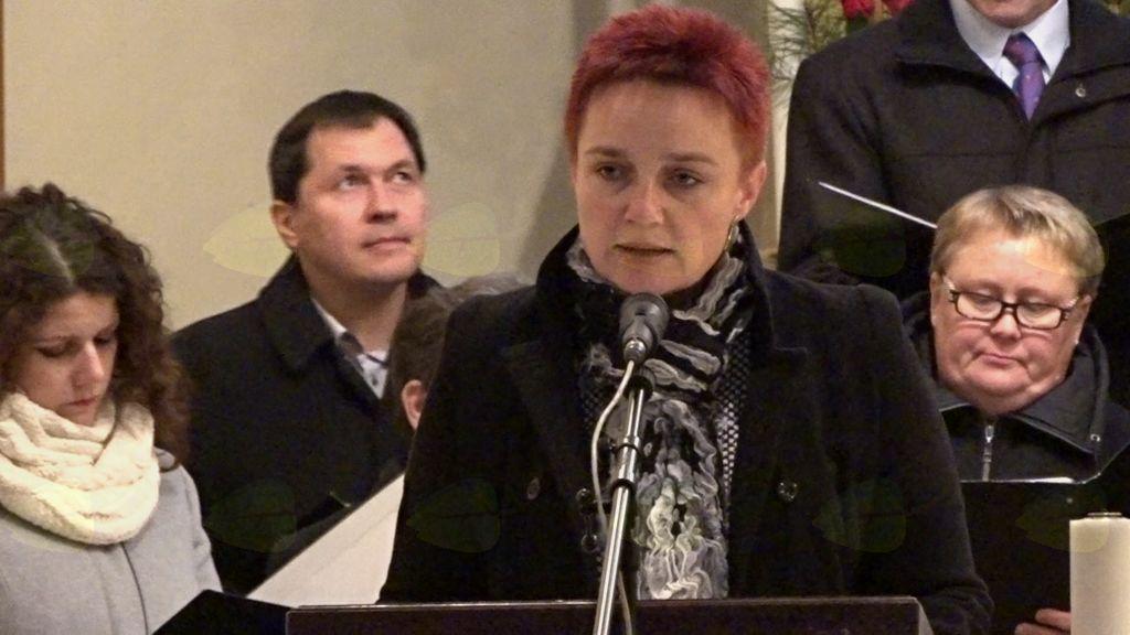 Koncert je povezovala Milena Knez (foto: Stane Markovič).
