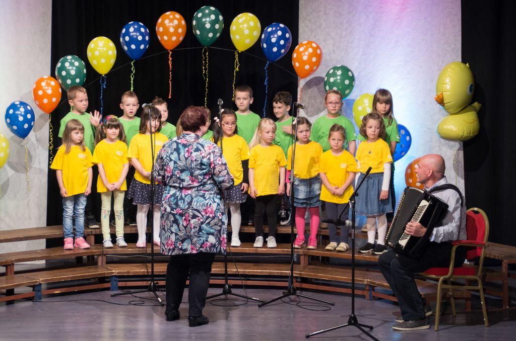 4. revija predšolskih in mlajših šolskih otroških pevskih zborov občine Sevnica  2019