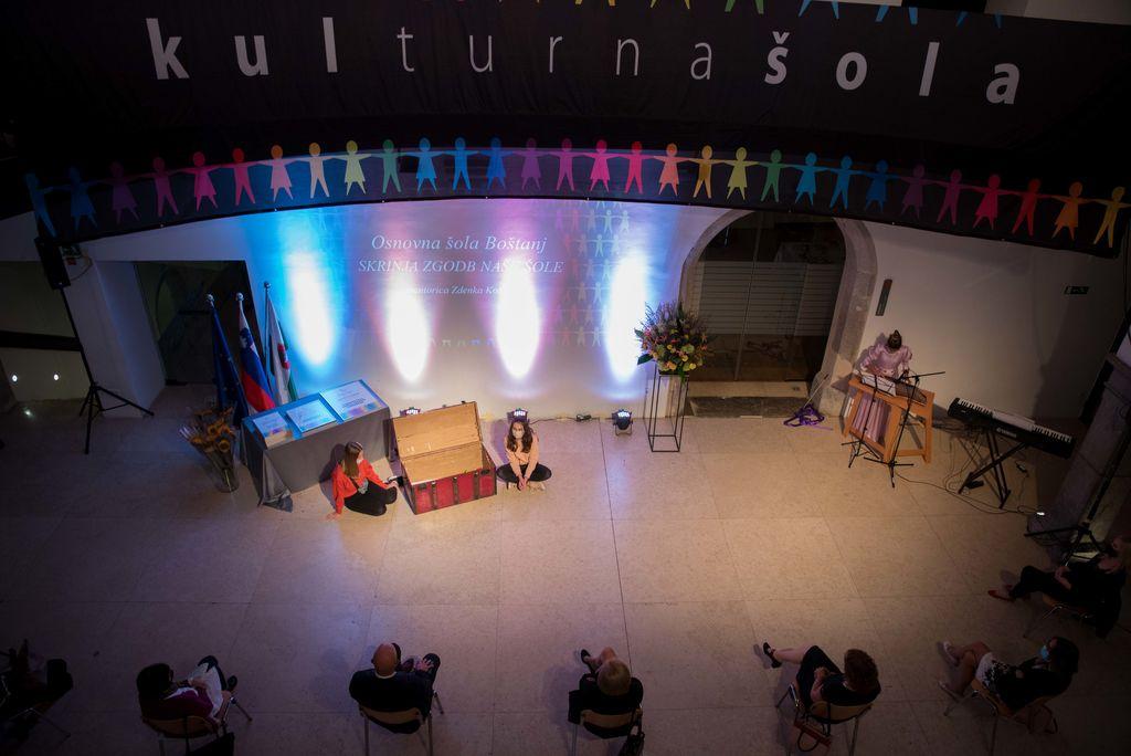 Zaključna prireditev Naj kulturna šola 2020