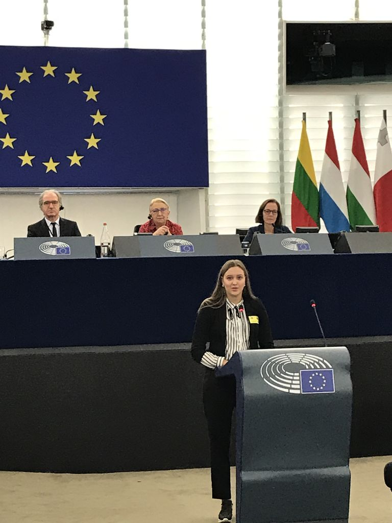 V parlamentu EU