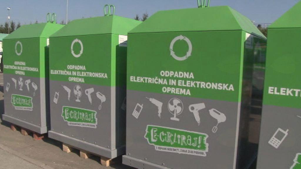 E-cikliraj za čistejše okolje
