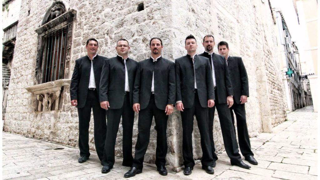 Šibeniška Klapa – klapa Sebenico, koncert