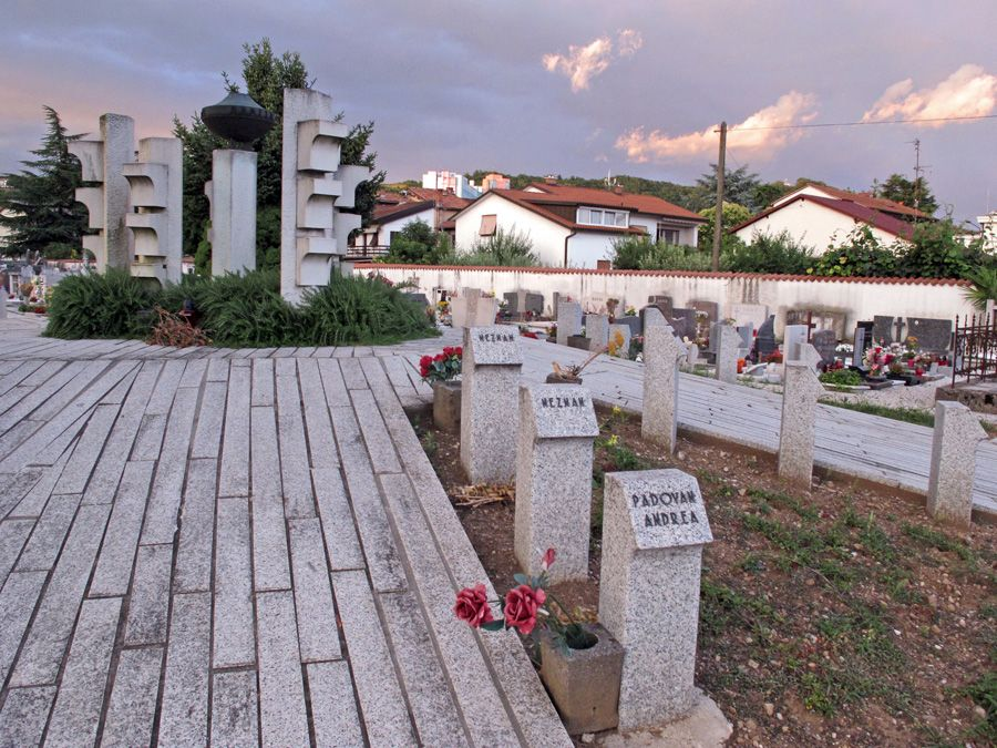 Komemoracija ob dnevu spomina na mrtve, Šempeter