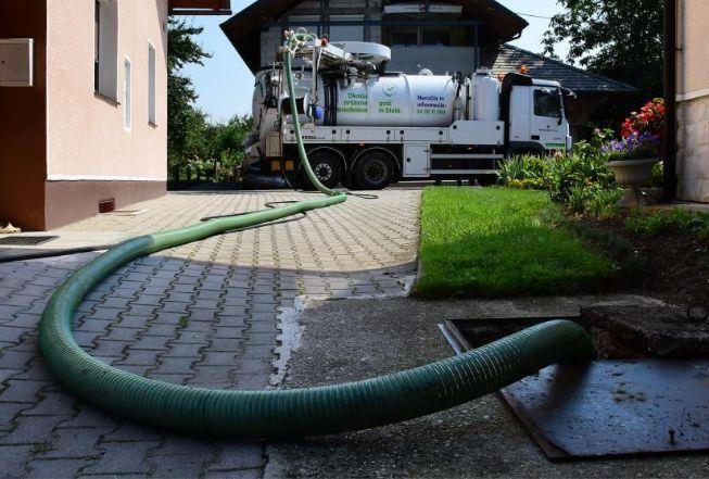 Obvestilo lastnikom/uporabnikom greznic in malih čistilnih naprav v Vrtojbi
