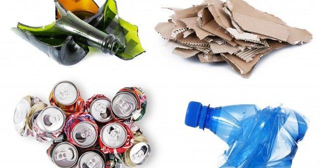 Le malo je potrebno, da odpadek usmerimo na pot recikliranja.