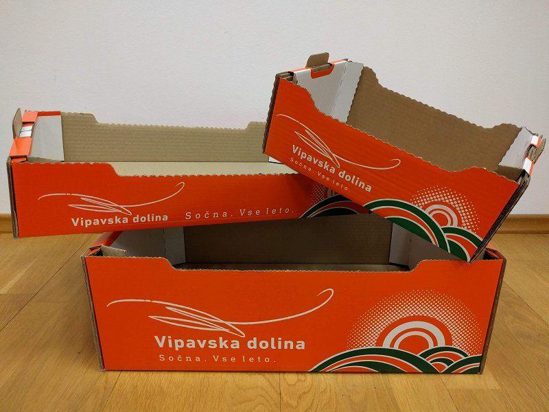 """Povabilo kmetovalcem k nakupu embalaže za sveže, nepredelano sadje, zelenjavo in poljščine s poreklom Vipavske doline v okviru tržne pod-znamke """"Izvorno iz Vipavske doline"""" v letu 2021"""