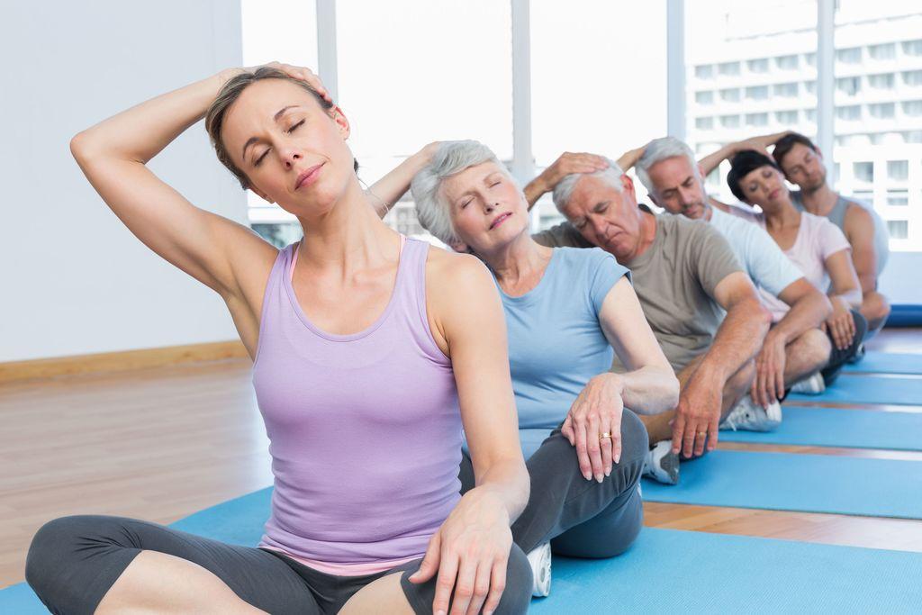 Društvo za zdravje srca in ožilja vabi na telovadbo za vrat in hrbet