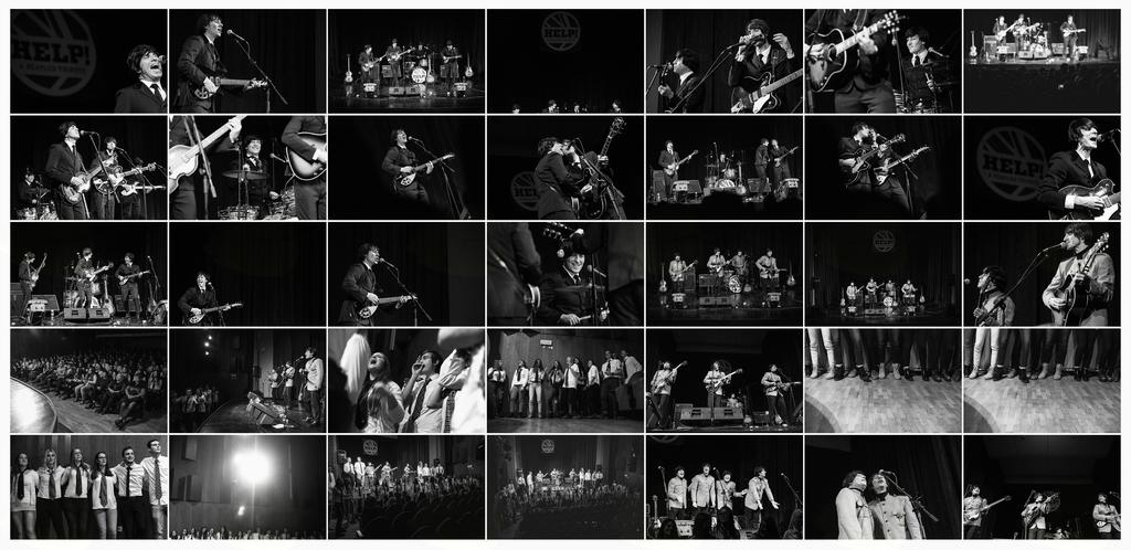 After party 20 let Gimnazije Slovenj Gradec -  dobrodelni Koncert HELPaBEATLEStribute