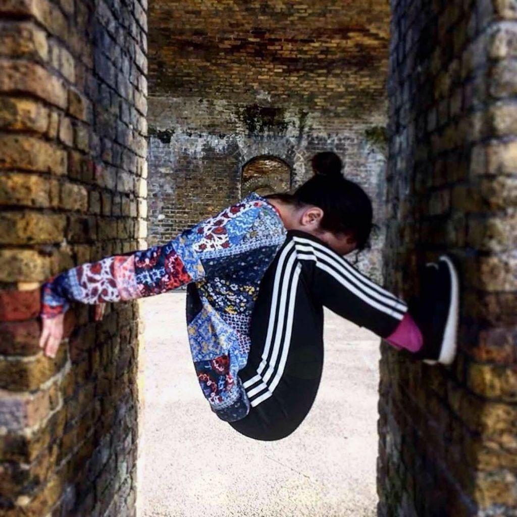 BODY OFF BALANCE: plesna delavnica na Bazenu