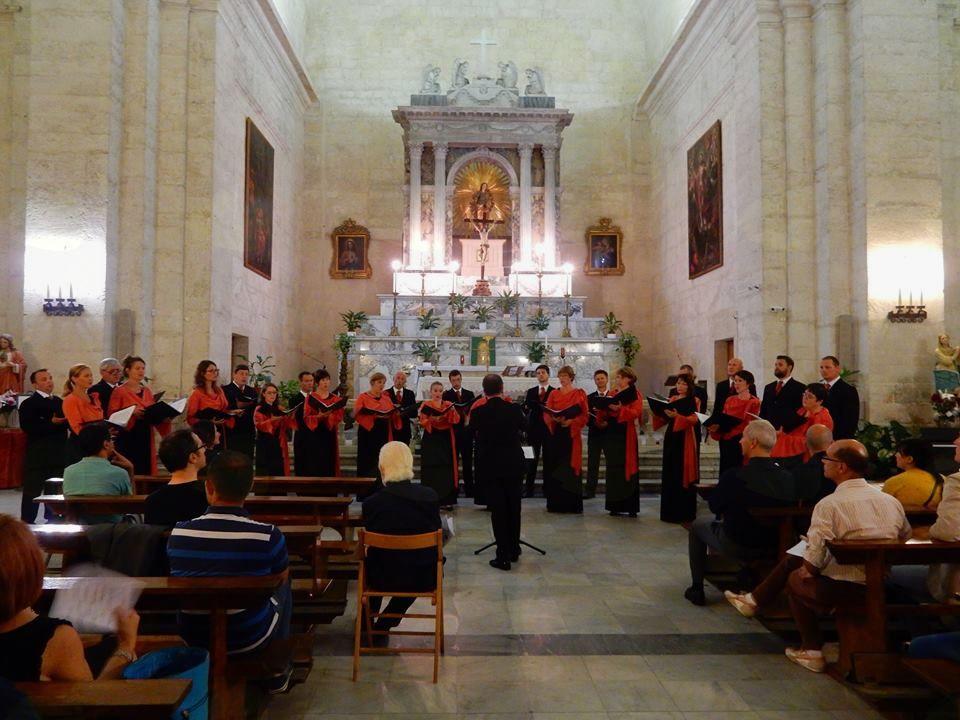 Prvi koncert v cerkvi sv. Katarine – foto KZ Ipavska