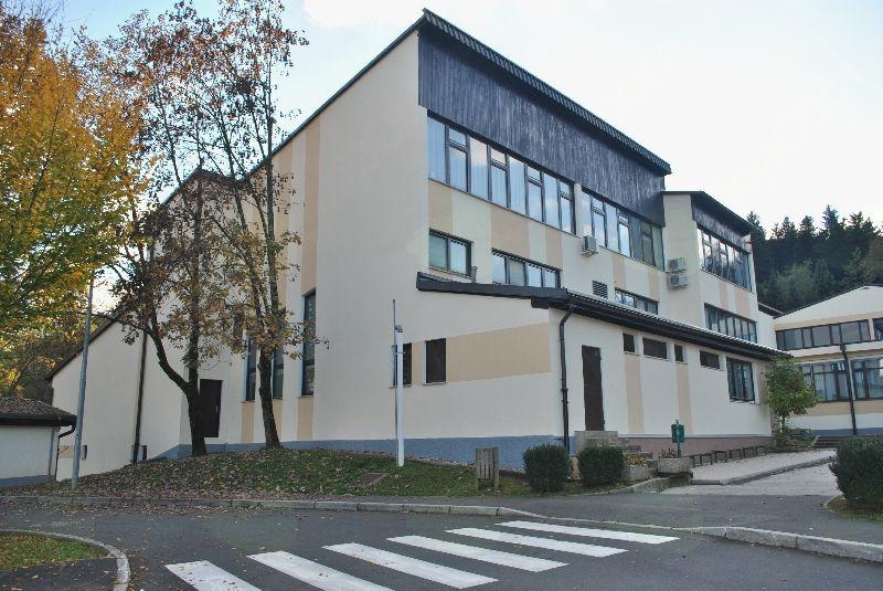 Sanacija povišanih koncentracij radona v OŠ Dolenjske Toplice