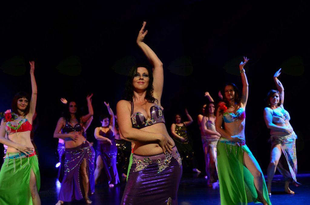Tečaj trebušnega plesa v Novem mestu