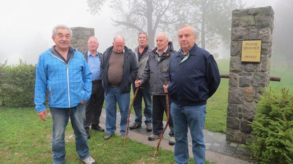 Udeležba članov DU Bilje na srečanju upokojencev Primorske