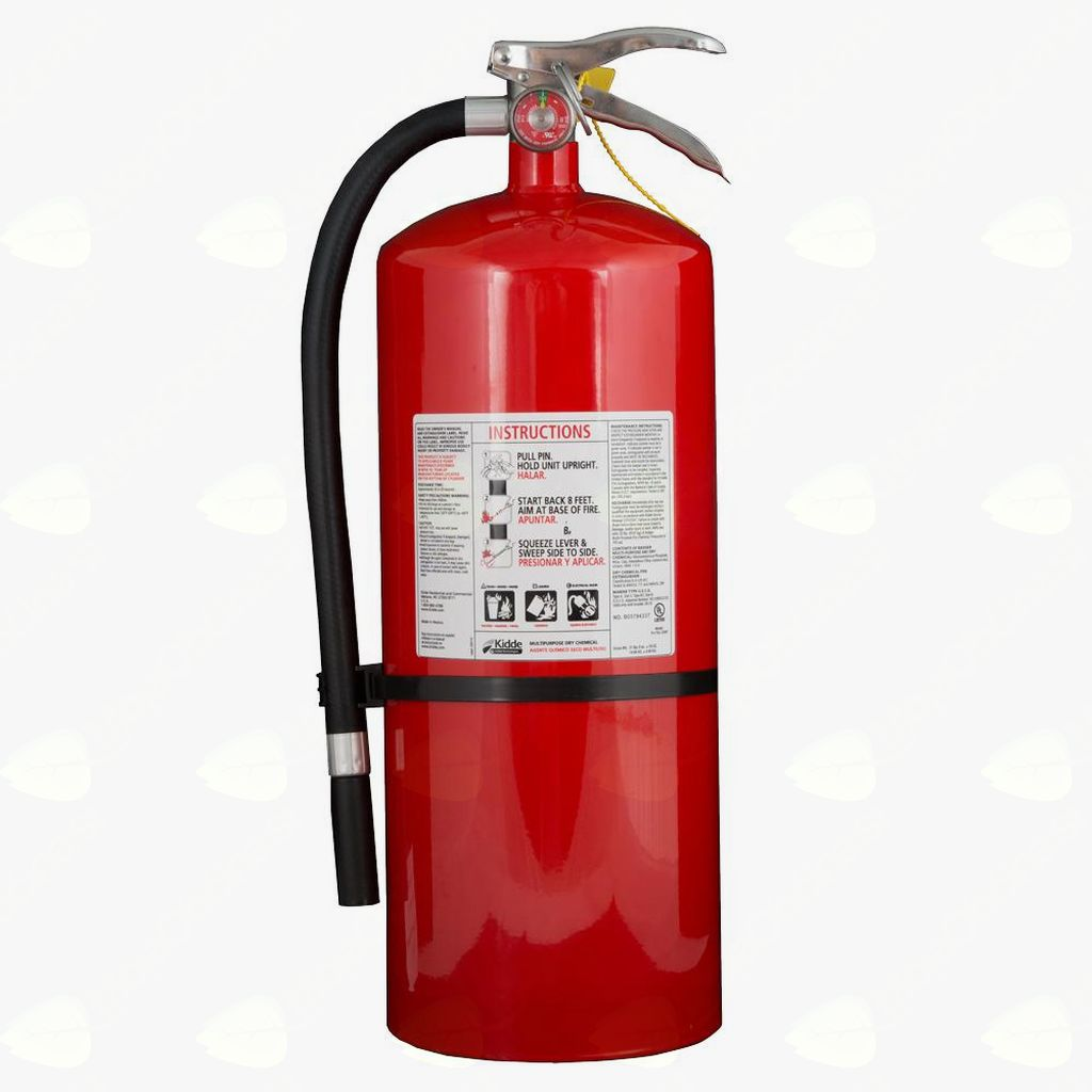 Pregled gasilskega aparata