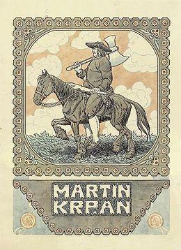 Letos slovenski knjižni sejem v znamenju Martina Krpana