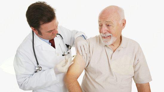 Ste že cepljeni proti gripi?