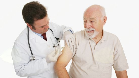 Spet čas cepljenja proti gripi
