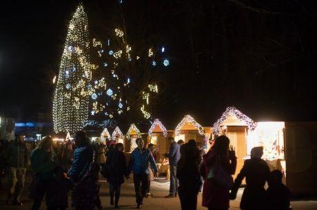 Zadnji dnevi zimske pravljice na Bledu