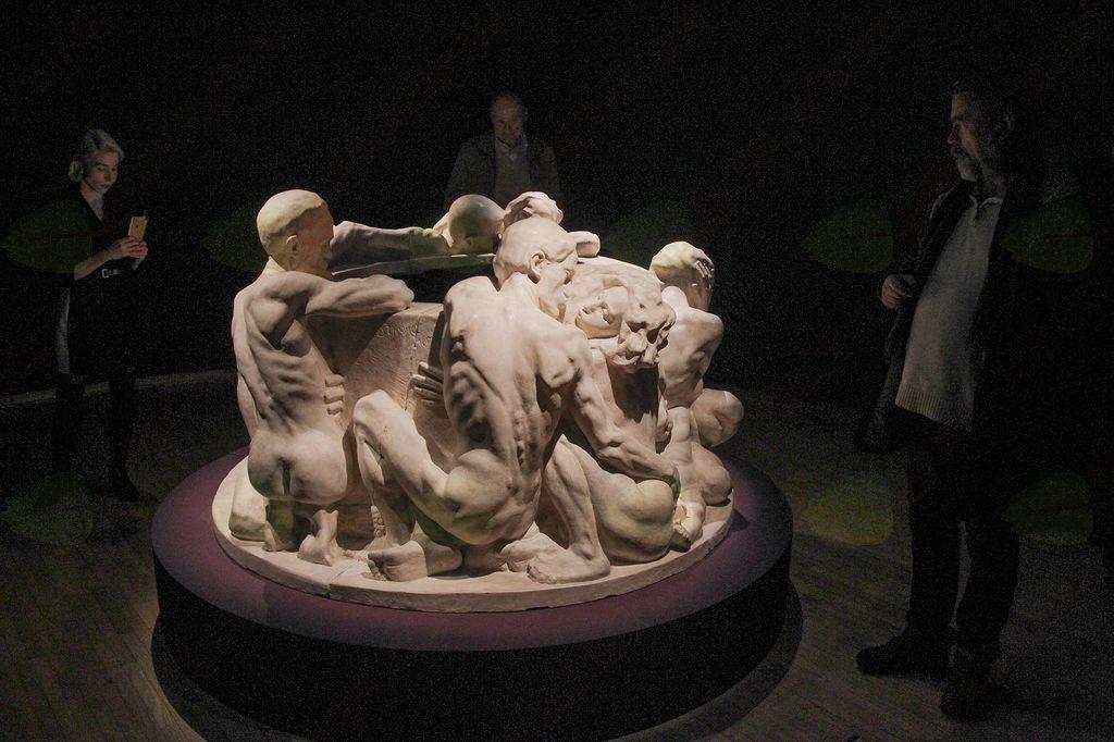 IVAN MEŠTROVIĆ – Telesnost in erotika v kiparstvu