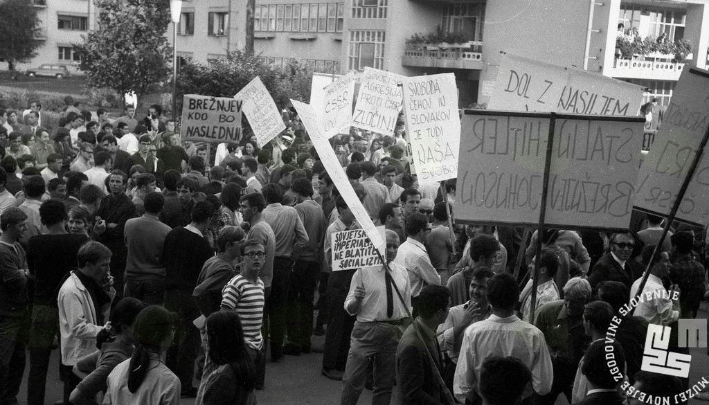 V iskanju svobode 1968 – 2018