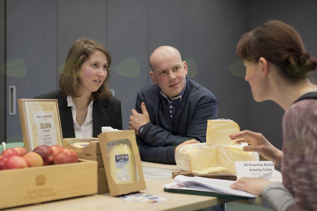 Prva borza lokalnih živil osrednjeslovenske regije
