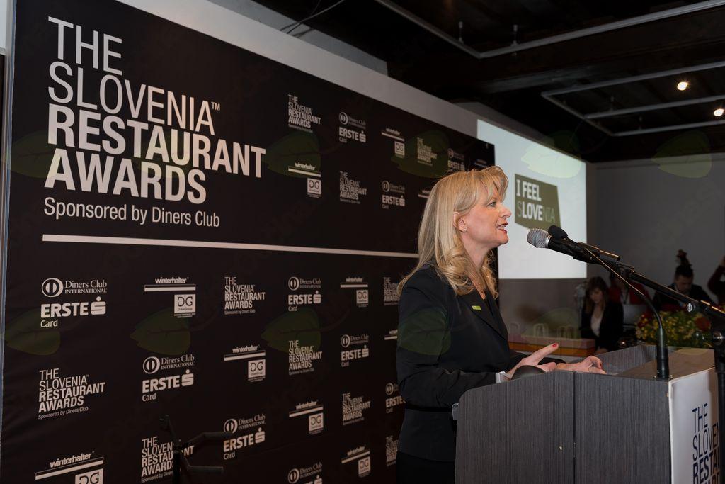 Izbor najboljših restavracij v Sloveniji za leto 2018