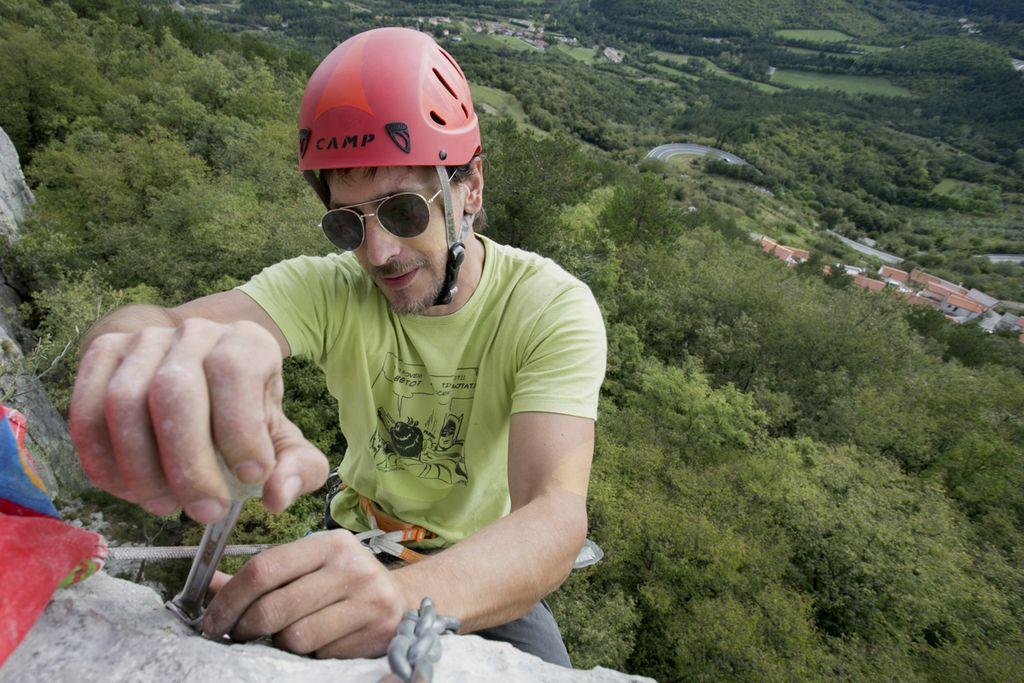 Projekt OSP za prihodnost slovenskih plezališč