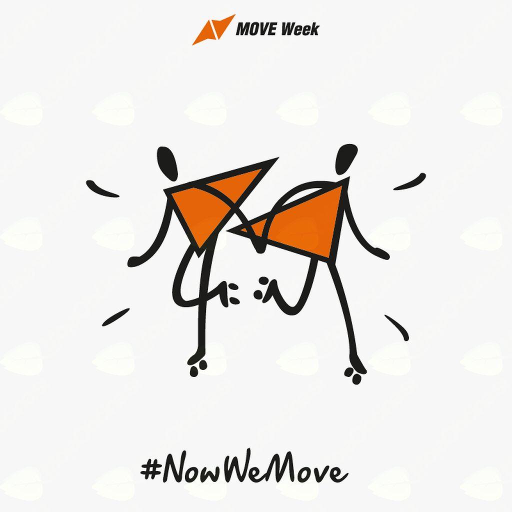 Teden gibanja - MOVE Week