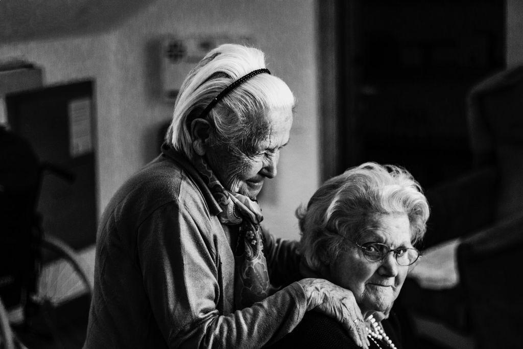 Obvestilo svojcem oseb z demenco