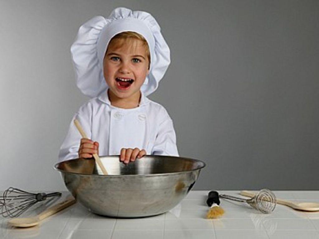 Otroška kuharska delavnica - nadaljevalna stopnja