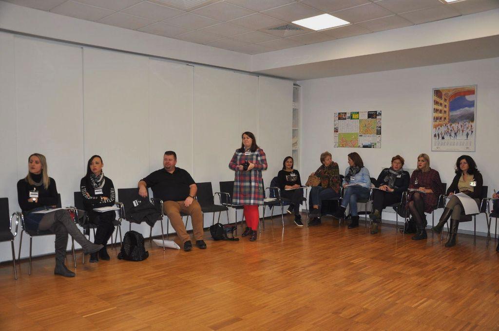 PROJEKT RECOV - OBČINA GROSUPLJE PARTICIPIRALA NA MEDNARODNI KONFERENCI V SANTORSU