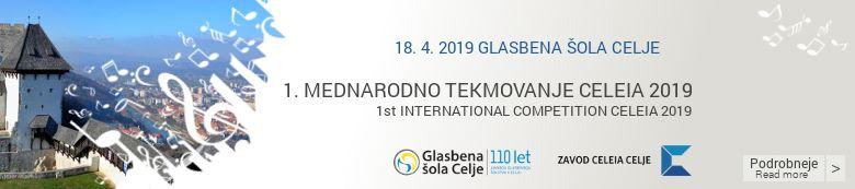 1. mednarodno tekmovanje Celeia 2019