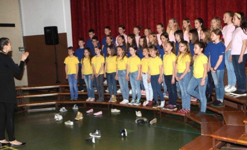 Nastopilo 785 mladih pevcev