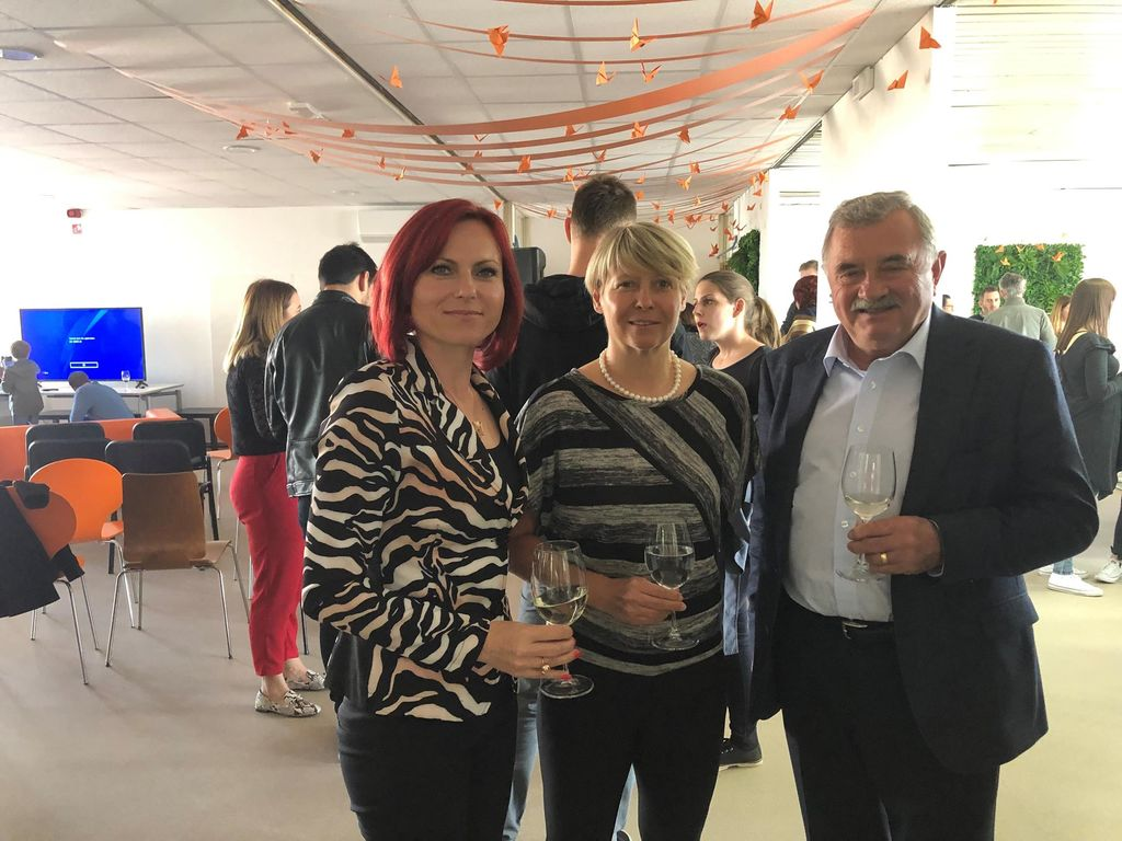 Odprli nove prostore Inkubatorja savinjske regije