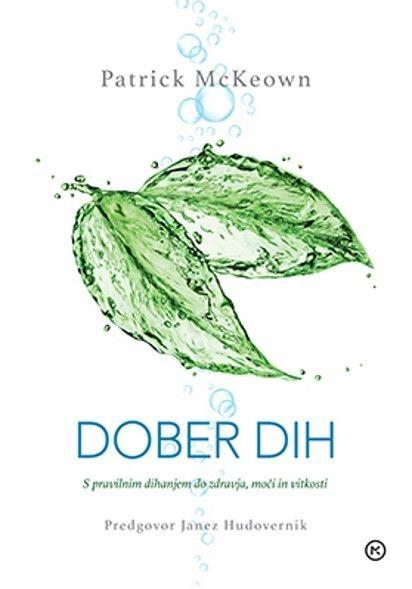 Naslovnica knjige Dober dih
